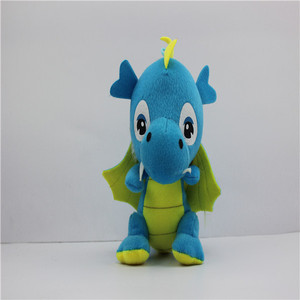 big eyes dinosaur toys plush toys dragon city