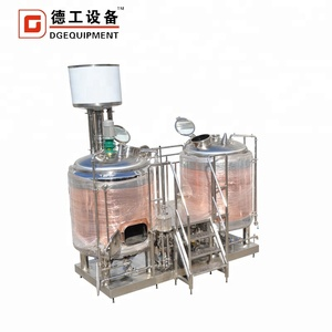 4500L Electric Beer Brewing Saccharification system