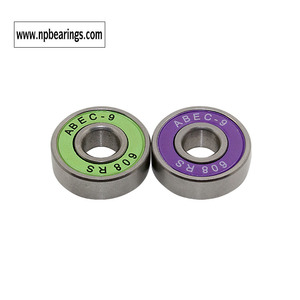 Roulement z809/zz809 Ball Bearing zz809 z 809 Cheap Price 8*22*7mm Miniature Deep Groove Motor Promotion Rubber z809