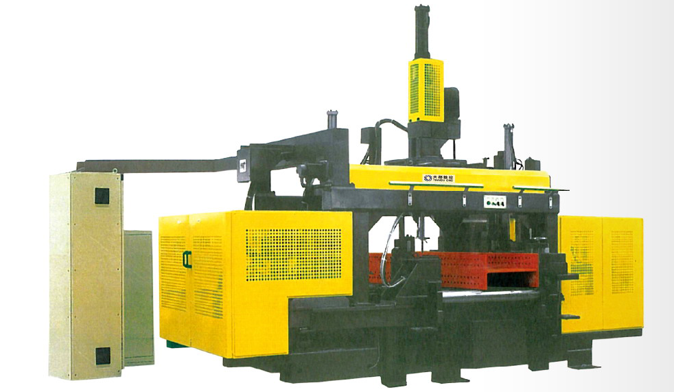 cheaper and high speed H -shaped steel /box beam/channel steel three dimensional drilling machine on sale