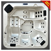 Lucite Acrylic Family Home Sex Massage spa hot tub A520 with jackzi