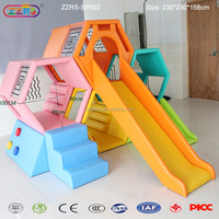 honeycomb maze indoor soft slide playground kids soft play equipment