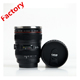 Personalized Promotional Caniam 24-105mm 5th Camera Lens Coffee Travel Mugs Cups