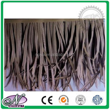 Hot sell artificial palm thatching roof tiles