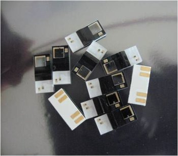 Reflective Ppg Spo2 Blood Sensor