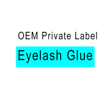 OEM eyelash extension กาว custom private label strip eye lash กาว