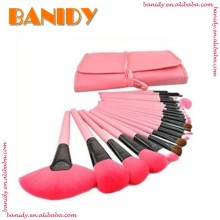 Custom Logo Professional Gift 24PCS Makeup Tool Cosmetic Brush Set