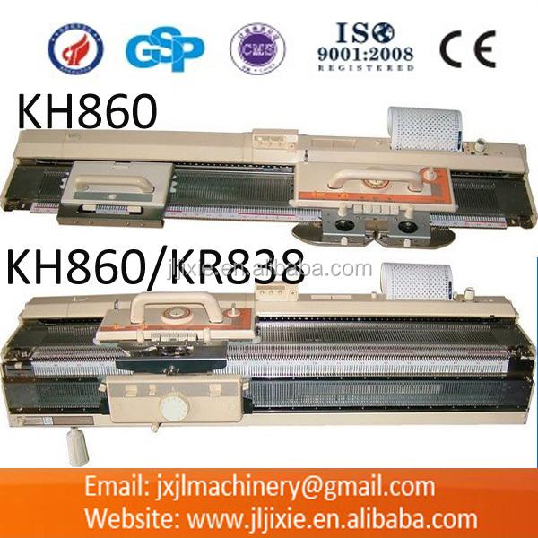 Kh860/kr838 Brother Knitting Machine
