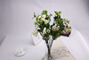 Artificial flowers colourfast EVA fake cut lilacs