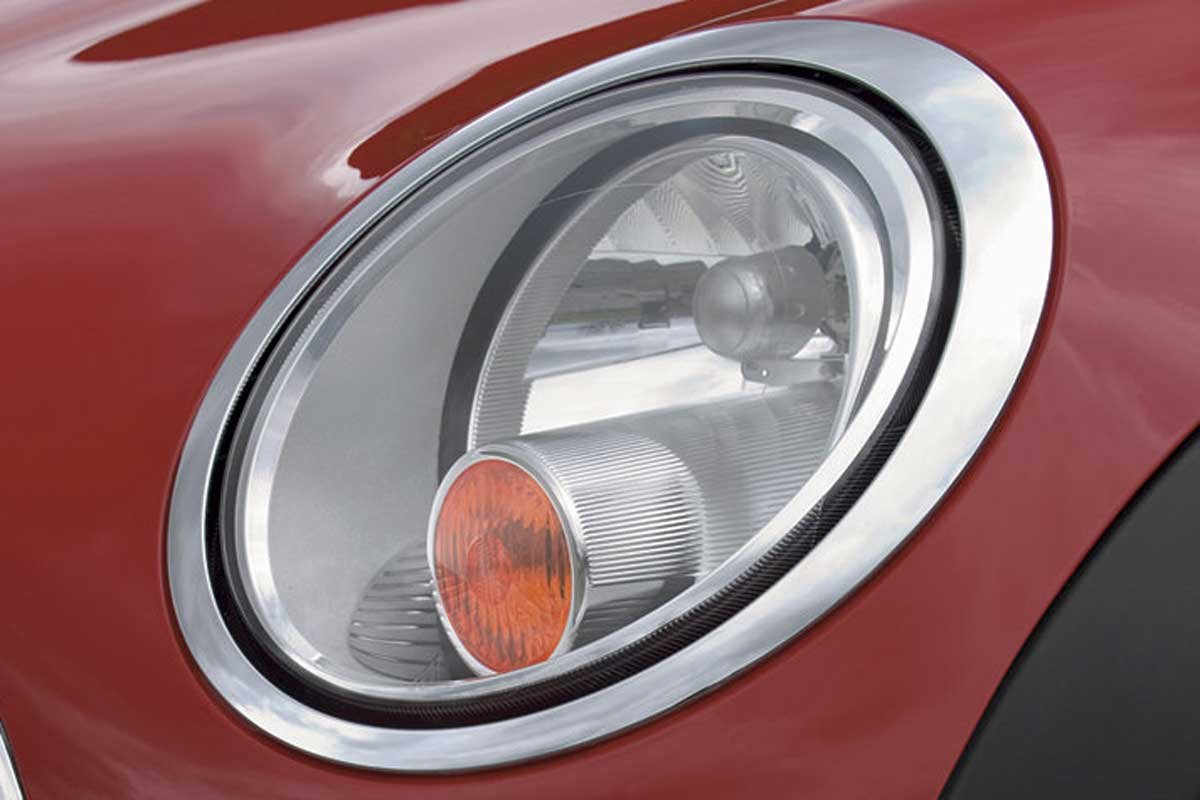 Mini Cooper S Headlight Covers With No Washers For Clubman R55 Hardtop R56 Convertible R57 Coupe R58 Roadster R59 In Price On