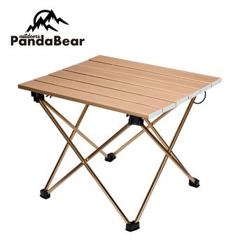 Tavolo Da Campeggio Con Sedie.Pieghevole Pieghevole In Alluminio Tavolo Da Campeggio Con Il