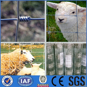 Farm Field Fence Galvanized Cattle Fence/Metal Livestock
