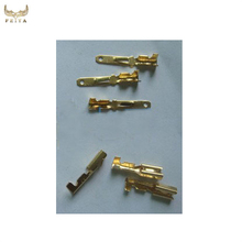High quality brass terminal auto connector,2.8 type motorcycle terminal