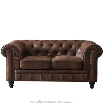 Union Jack Antique Tan Leather Chesterfield Sofa Buy Tan Leather
