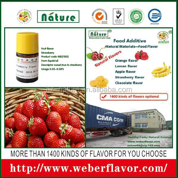 China professional supplier strawberry flavor Code WB21002
