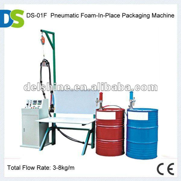 Electric product packaging foam machine foam packaging
