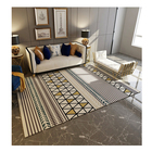 New Beautiful Modern Rugs 3D Print Top Design Living Room Carpet Different Size