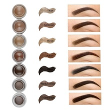 Permanent makeup products waterproof makeup eyebrow magic eyebrow cream on sale