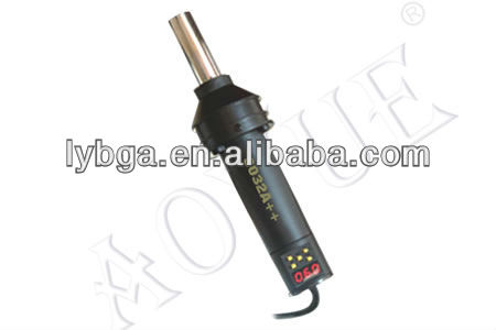 220V/110V Handheld digital hot air gun Aoyue 8032A++, upgrade from Aoyue 8032 welding gun