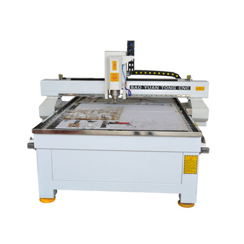 BYT-48 6090 1325 Metal plate cutting engraving CNC router machine for Stainless steel Brass Aluminum zinc magnesium alloy sheet