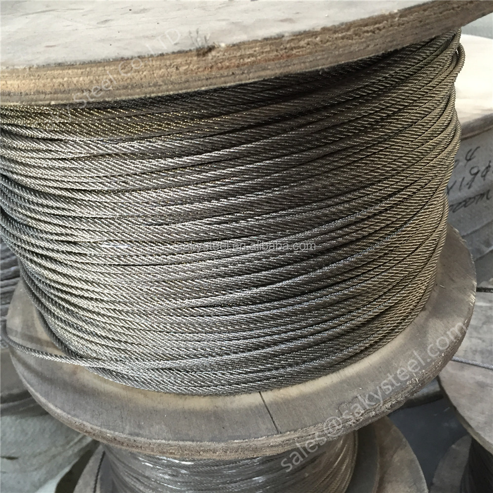 Stainless Steel Wire Rope 0.5mm 7x7 Wholesale, Stainless Steel ...