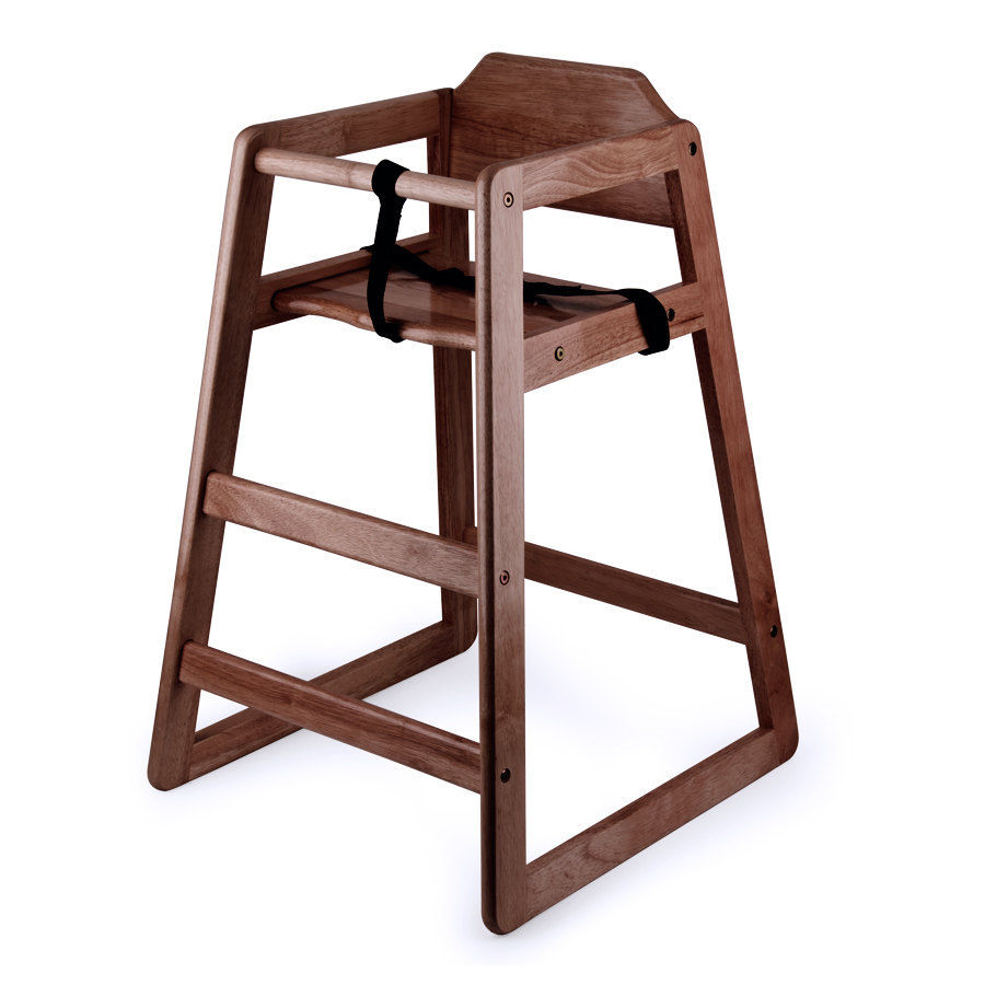 Baby chair for restaurant - Popular Design Wooden Baby Feeding Chair