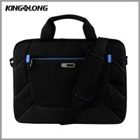 Black Nylon Bag Laptop, Sling Document Back Bag For 15 Inch