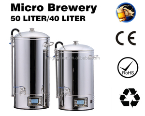 Micro Brewery Suppliers/Professional Manufacturer/Guten Kitchen Equipment 50Liter Mash Tun/Home Brewing System/ BM-S500M-1