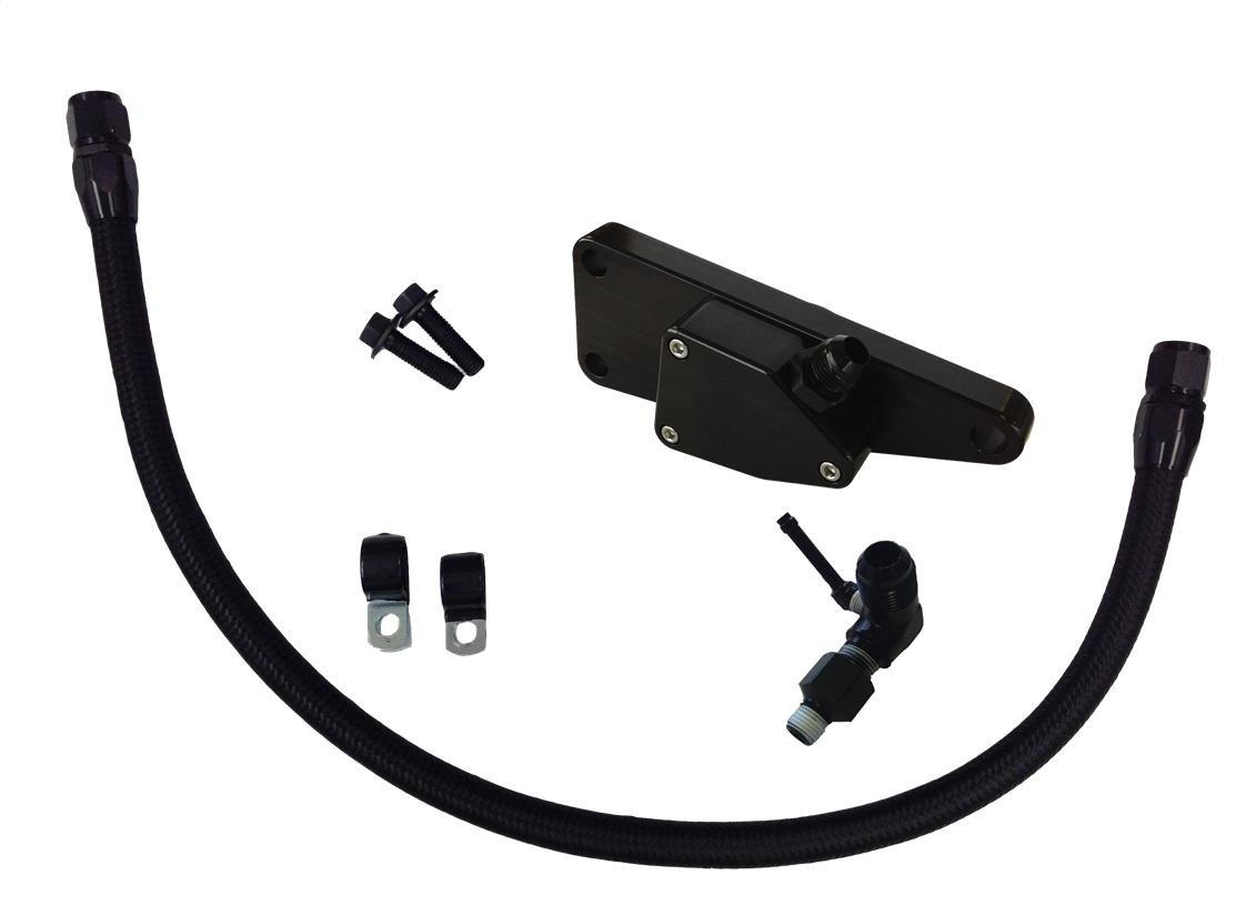 Fleece Performance Engineering FPE-CLNTBYPS-CUMMINS-12V Coolant Bypass Kit (94-98 Dodge 5.9L Cummins 12V )