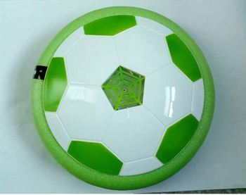 Football Toys For Boys : Hover ball toy kids exercising football flat ground training toys