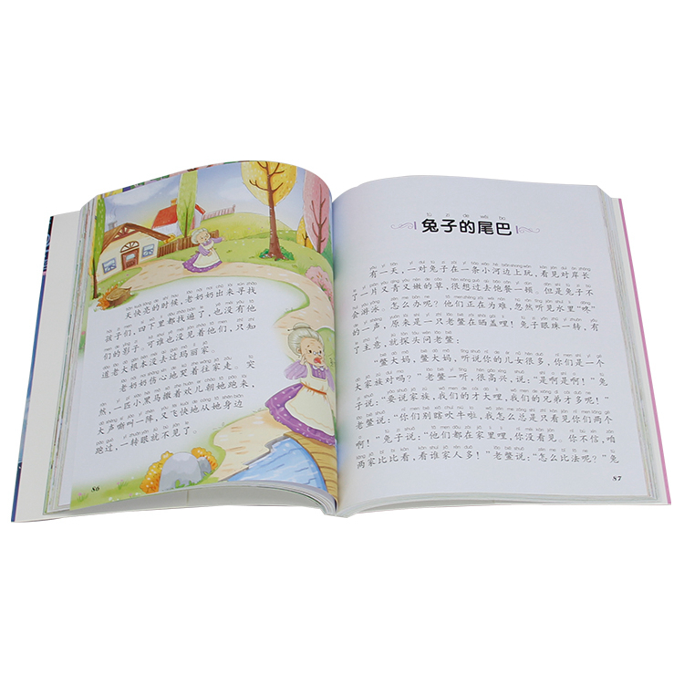 Fairy Tales Books For Children Printing In China