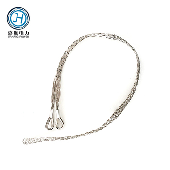 Multiple Strength Smooth Wire Mesh Cable Grip - Buy Cable Grip,Wire ...