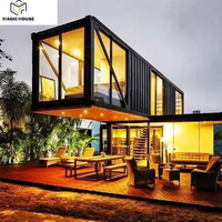 Cheap China prefabricated flat pack container house prices
