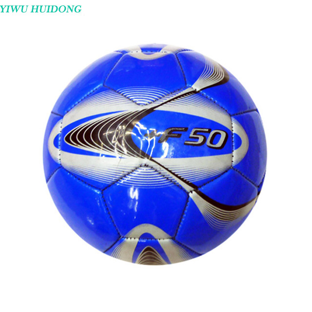 Poleta De Futbol wholesale logo design service soccer ball football no 4  official futsal ball size e1d77849f6fad
