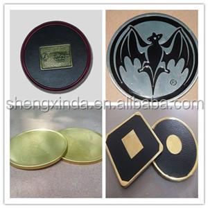 Китайский производитель собственный логотип металла крафт пейте подставки для отца подарки Оптовая продажа, изготовление, производство
