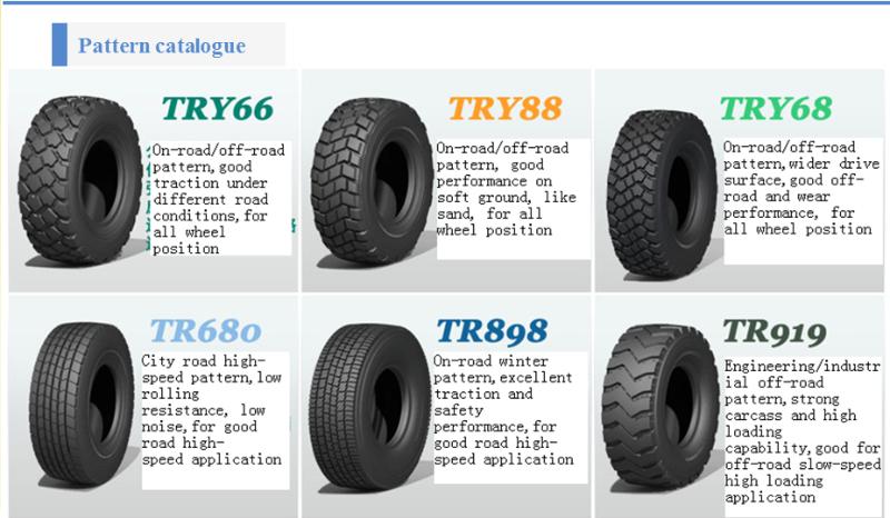 Military Tyres 275/80r20,335/80r18,325/75r20
