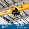 European style Low noise 3.2 ton single girder overehead crane