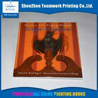 cheap paperback coloring art book printing for sale