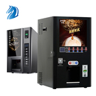 Container coffee shop use coin opparete coffee maker