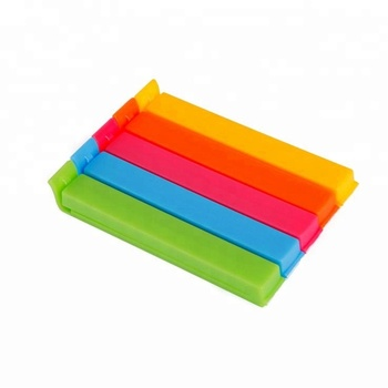 Voedsel Brood Plastic Bag Afdichting Clips