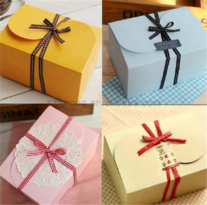 best price paper moon cake box