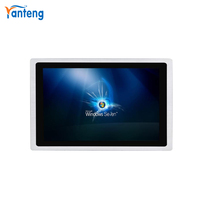 1366x768 resolution 15.6inch widescreen industrial touch screen panel pc with Aluminum alloy casing