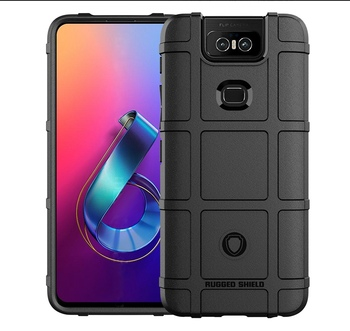 For Asus ZenFone 6 ZS630KL Silicone Case For Asus Zenfone 6 Armor Phone Cases For ZenFone 6 ZS630KL Cover