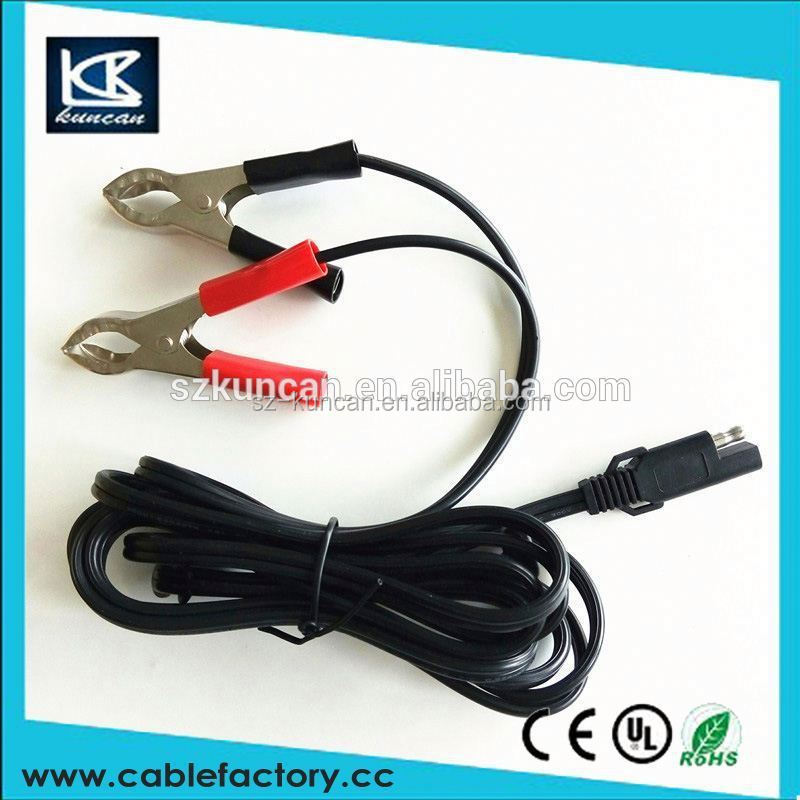12v ladeger t 12v krokodilklemme kabel autobatterie ausschreibung kabel f r auto mit stromkabel. Black Bedroom Furniture Sets. Home Design Ideas