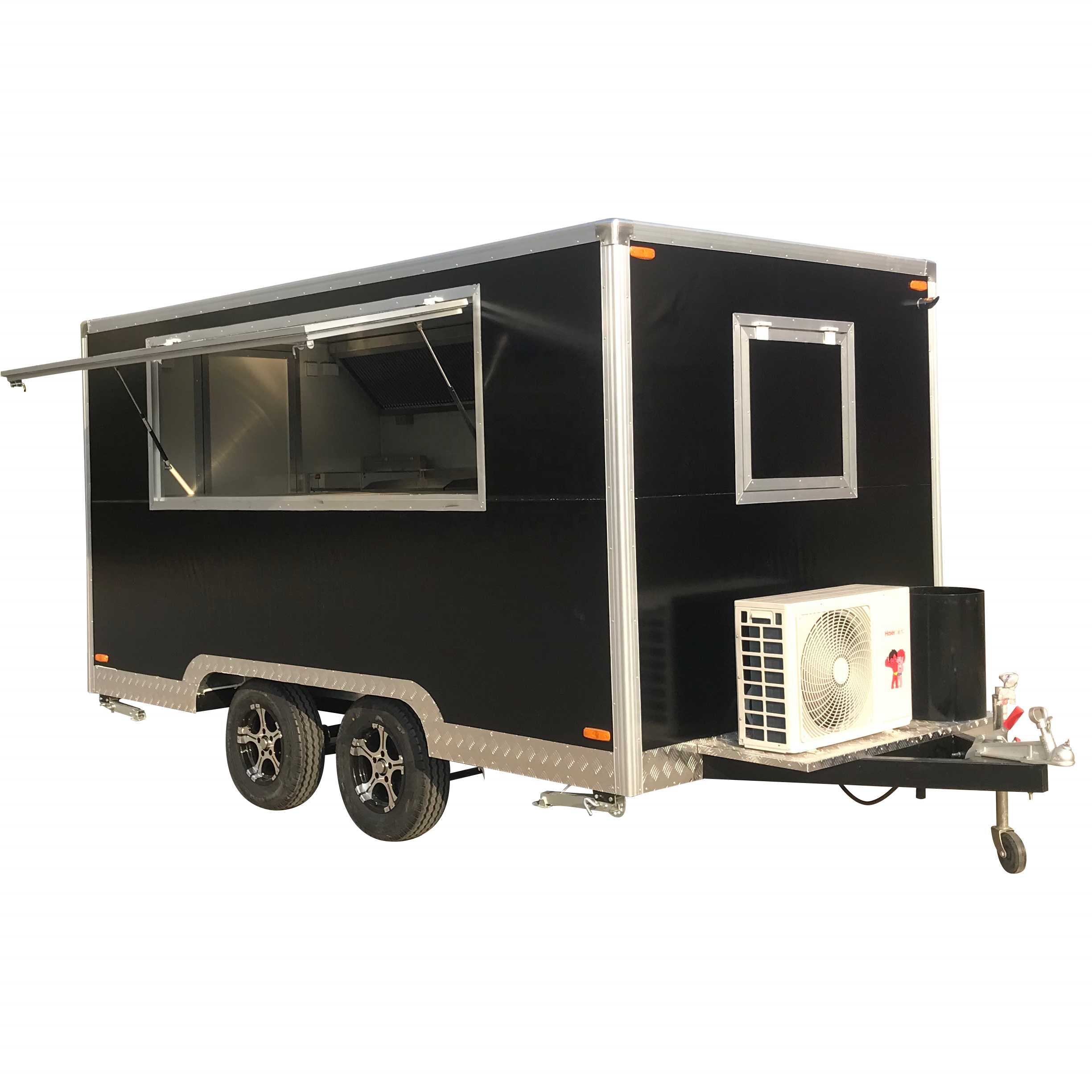 2018 China Catering Trucks Food Truck Mobile Food Trailer For Sale - Buy  Food Truck Trailer,Fast Food Trailer,Towable Food Trailer For Sale Product  on