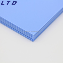 Soft 2.0w silica gel thermal conductive pad for notebook