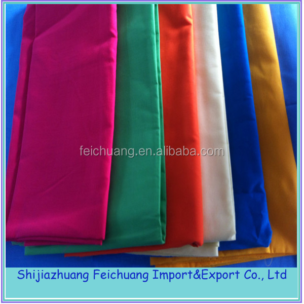 TC textile factory dyed fabric for uniform/workwear
