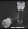 100ml cylindrical glass pepper grinder,salt and pepper shakers