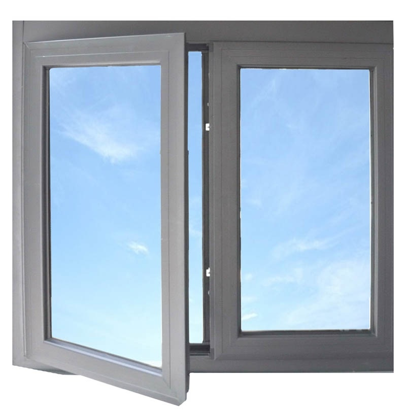 high end aluminium security doors and windows with germany hardware