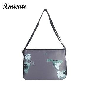 Promotion Customized Printing Retro Canvas Sling Small Shoulder Bag